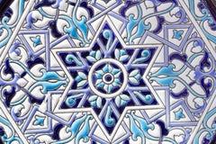 Andaluzyjski ceramiczny zbliżenie obraz royalty free