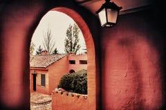 Andaluzyjski styl fotografia stock