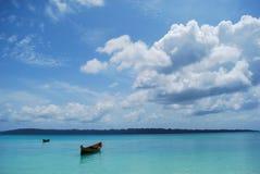 Andaman öar Arkivfoton