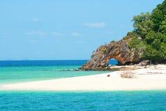 Andaman моря стоковые изображения rf