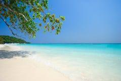 andaman пляж Стоковое Изображение