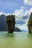 Andaman bay island, Thailand Royalty Free Stock Image