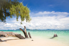 Andaman Beach Thailand Stock Photos