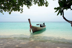 Andaman Beach XIII Stock Photo