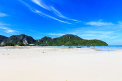 Andaman breach Royalty Free Stock Photo