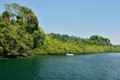 Andaman en Nicobar-Eiland, India royalty-vrije stock foto
