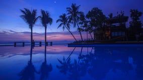 Andaman hav Arkivfoton