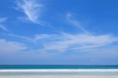 Andaman hav Royaltyfria Foton