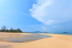 Andaman hav Royaltyfri Bild