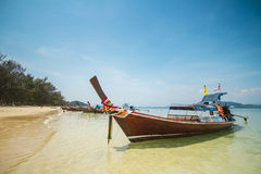 Andaman hav 9 Arkivfoto