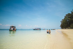 Andaman hav 8 Royaltyfri Foto