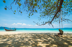 Andaman hav 2 Royaltyfri Foto