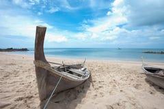 Andaman hav, Thailand Arkivfoto
