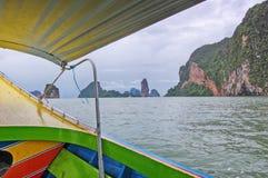 Andaman morze Tajlandia Obraz Stock