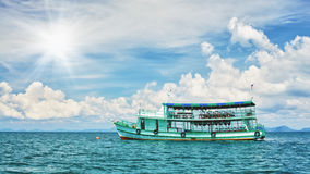 Andaman Sea Stock Photo