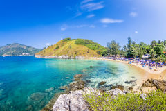 Andaman sea beach Royalty Free Stock Photos