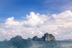 Andaman Sea Coast Stock Photography