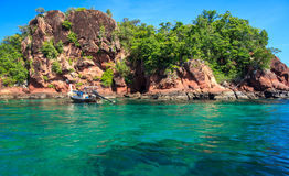 Andaman Sea Island Royalty Free Stock Photo