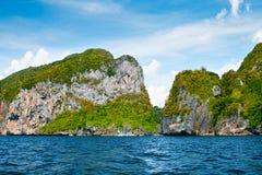 Andaman Sea Island Royalty Free Stock Photos