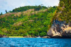 Andaman Sea Island Royalty Free Stock Photos