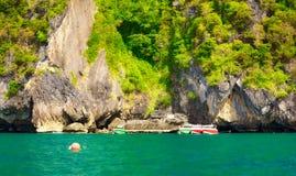 Andaman Sea Island Stock Photography