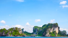 Andaman Sea Islands Stock Image