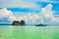 Andaman Sea Islands Stock Photography