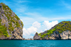 Andaman Sea Islands Royalty Free Stock Image