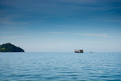 Andaman Sea Islands Royalty Free Stock Photography