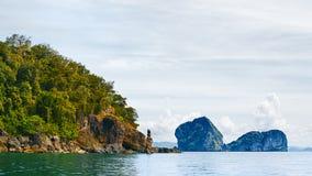 Andaman Sea Islands Stock Photography