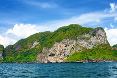 Andaman Sea Islands Royalty Free Stock Images