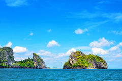 Andaman Sea Islands Royalty Free Stock Photo