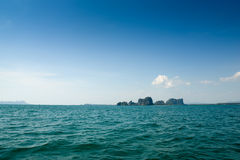 Andaman Sea Islands Stock Images
