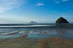 Andaman sea,Krabi Province Thailand Royalty Free Stock Images