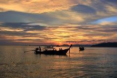 Andaman sea, Krabi, Thailand, Asia Royalty Free Stock Image