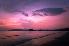 Andaman Sea krabi thailand Royalty Free Stock Photo