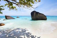 Andaman sea landscape Stock Image