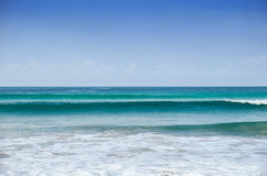 Andaman sea near Karon beach on Phuket island Royalty Free Stock Images