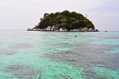 Andaman sea paradise Stock Photo