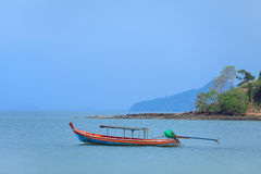 Andaman Sea. Payam Beach in Andaman Sea Stock Photos