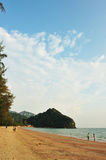 Andaman sea, Phra Nang beach Stock Image
