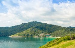 Andaman Sea, Phuket , South of Thailand Royalty Free Stock Photography