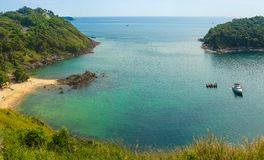 Andaman Sea, Phuket , South of Thailand Royalty Free Stock Images
