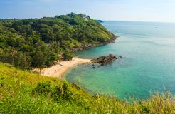 Andaman Sea, Phuket , South of Thailand Royalty Free Stock Photo