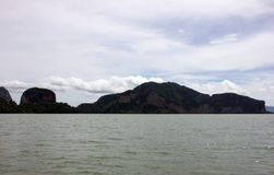 Andaman Sea Phuket Thailand Royalty Free Stock Images