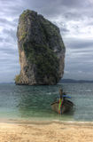 Andaman Sea, Poda Island, Thailand, Asia Royalty Free Stock Images