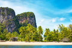 Andaman Sea Shore Royalty Free Stock Image