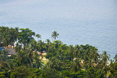 Andaman Sea Shore Royalty Free Stock Images