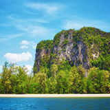Andaman Sea Shore Stock Photography