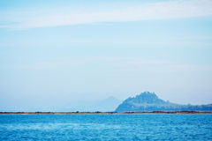 Andaman Sea Shore Royalty Free Stock Photo